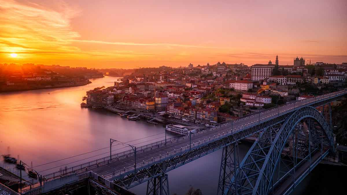 best cities to visit in europe - Porto